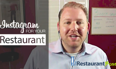 Instagram for your Restaurant