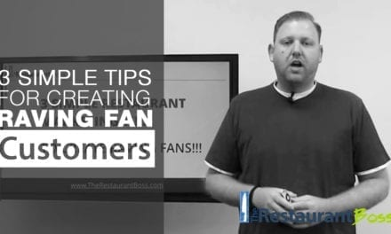 Restaurant Marketing Ideas – 3 simple tips for creating raving fan customers
