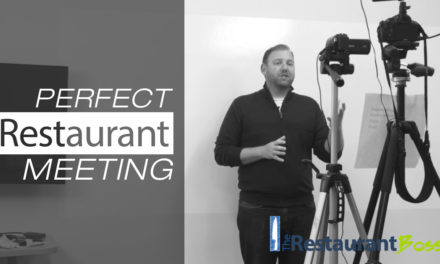 Perfect Restaurant Meeting