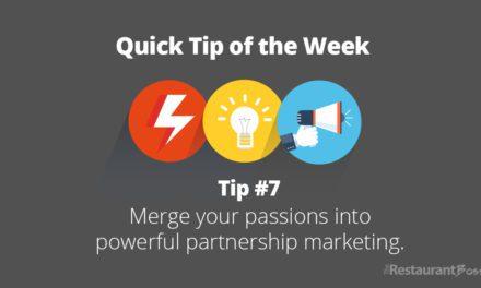 Quick Tip #7