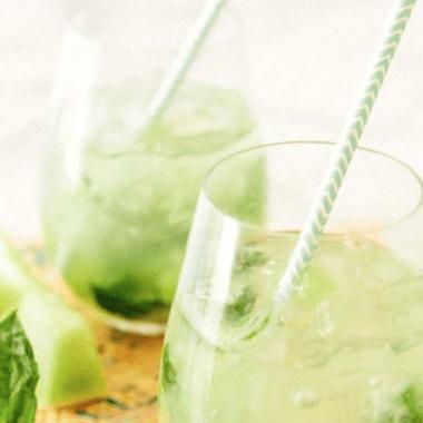 Ginger Lime Tonic