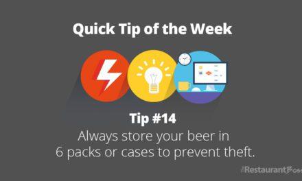 Quick Tip #14
