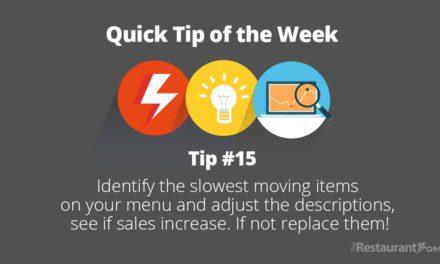 Quick Tip #15