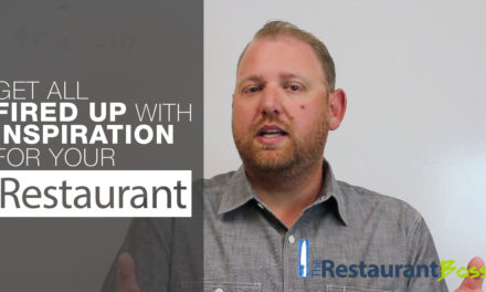 Get All Fired Up With Inspiration for Your Restaurant