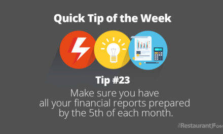 Quick Tip #23