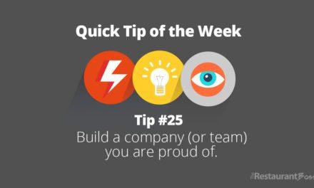 Quick Tip #25
