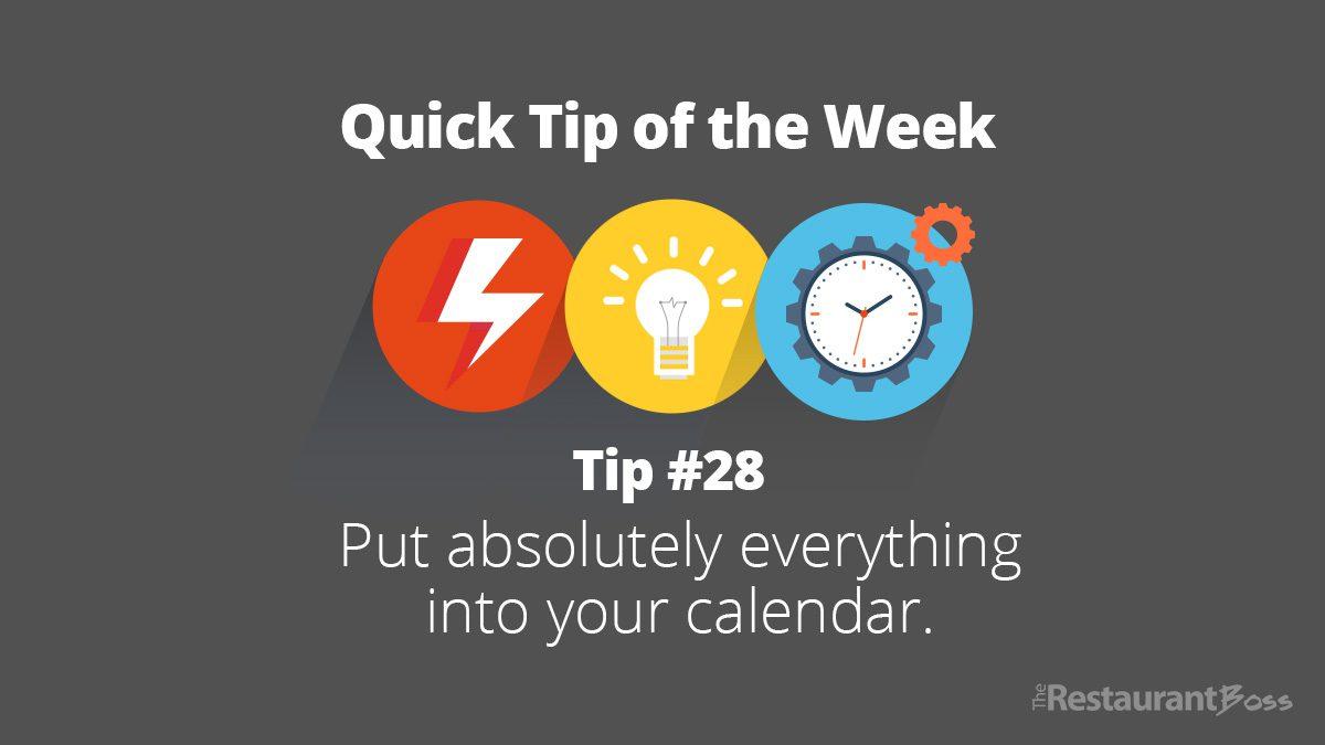 Quick Tip #28