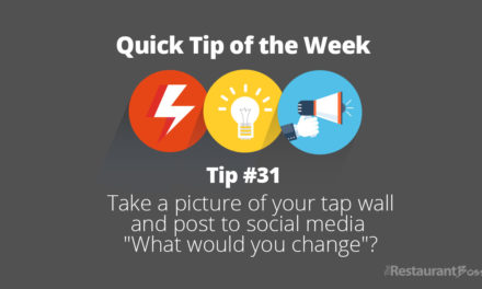 Quick Tip #31