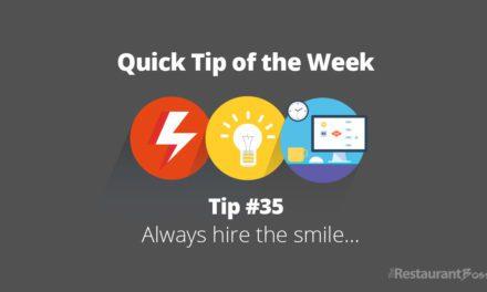Quick Tip #35