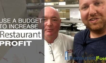 Use a Budget to Increase Restaurant Profit