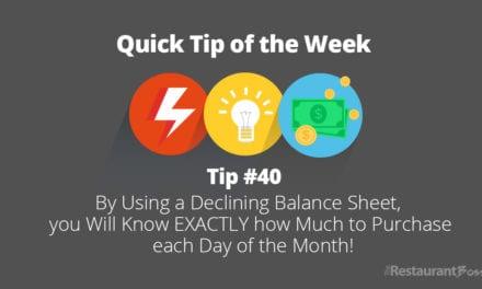 Quick Tip #40