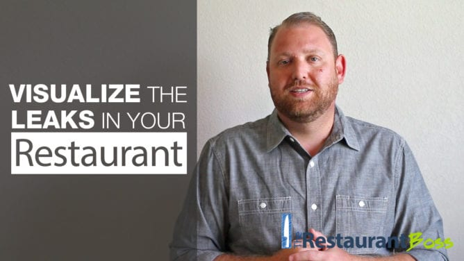 Visualize the Leaks in your Restaurant