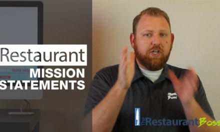 Restaurant Mission Statements