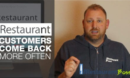 Restaurant Customers Come Back More Often
