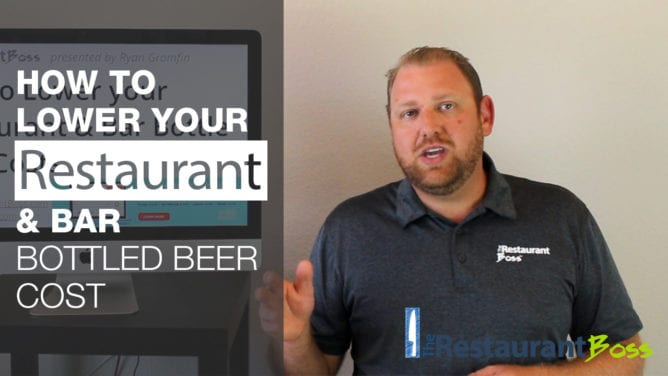 How To Lower Your Restaurant & Bar Bottled Beer Cost