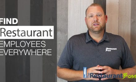 Find Restaurant Employees Everywhere
