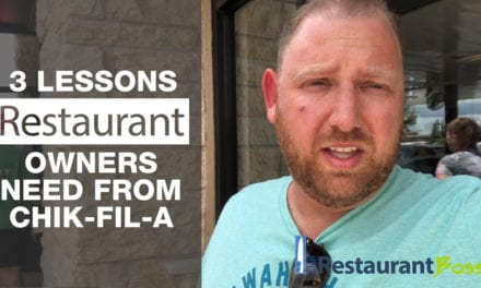 Three Lessons Restaurant Owners need from Chick Fil A
