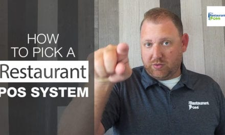 How to Pick a Restaurant POS System
