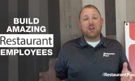 Build Amazing Restaurant Employees