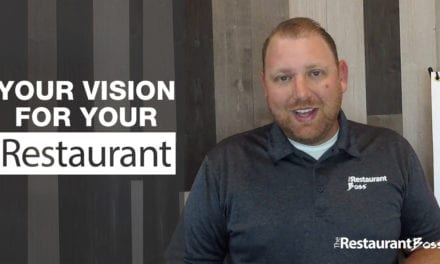 Your Vision for Your Restaurant