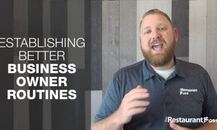 Establishing Better Business Owner Routines