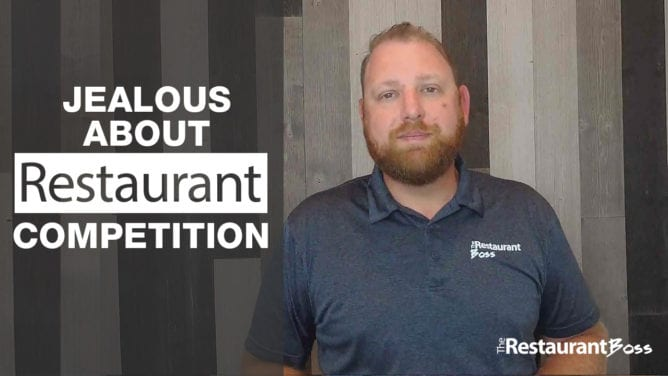 Jealous About Restaurant Competition