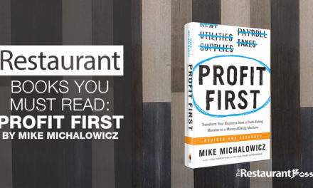 Restaurant Owners Book Report: Profit First