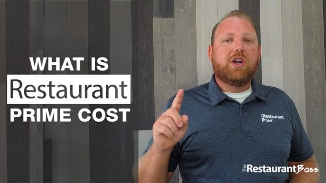 What is Restaurant Prime Cost