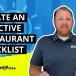 How to Create an Effective Restaurant Checklist