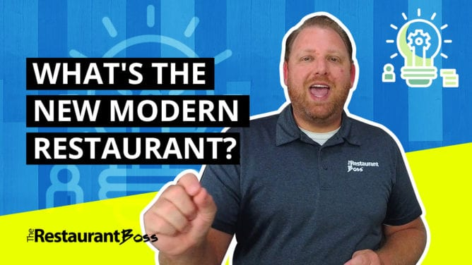 What Is the New Modern Restaurant?