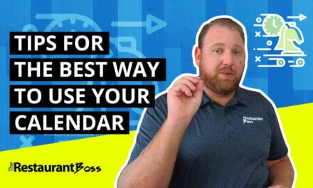 Tips for the Best Way to Use Your Calendar